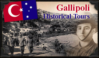 Gallipoli Historical Tours