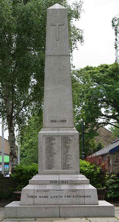 The Barnoldswick War M...