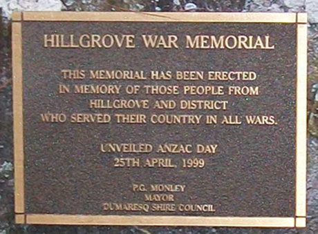 New South Wales War Memorials